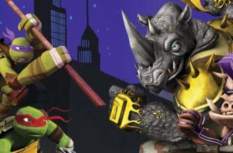 igra mega bitva s mutantami cherepashki nindzya