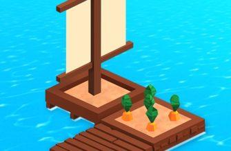 igra stroitelstvo kovchega v more